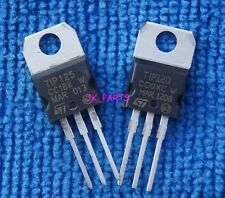 10pairs New (TIP120 NPN +TIP125 PNP ​) Transistor TO-220 ST