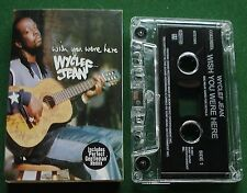 Wyclef Jean Wish You Were Here Cassette Tape Single - TESTED