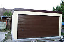 Doppelgarage 5,45x 5,95 x 2,45m Garagen fertiggaragen1a.de Garage Fertiggarage
