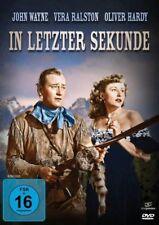 In letzter Sekunde (1949) - mit John Wayne & Oliver Hardy - Filmjuwelen [DVD]