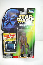 STAR WARS Power of the Force  Chewbacca Bowcaster KENNER (LR7)