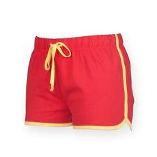 Mini, Machine Washable 100% Cotton Shorts for Women