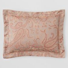 Sferra SANDRO Continental 1 KING Sham Copper Paisley
