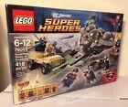 Lego DC Universe Super Heroes 76003 Superman Battle of Smallville 168 pcs