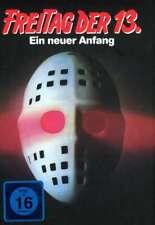 Mediabook FREITAG DER 13. TEIL 5 Jason - EIN NEUER ANFANG - COVER B  BLU-RAY Neu