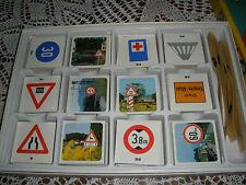 Ravensburger*Memory Verkehrszeichen*51 Paare* Zustand altersgemäß*1971