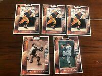 1995 Stouffers Pop-Up Legends of Baseball 5 Card Lot- Yogi, Drysdale, Stargell
