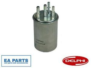 Fuel filter DELPHI HDF955