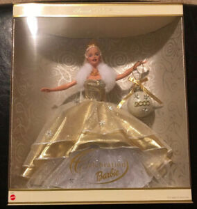 Celebration Barbie (Caucasian) 2000 Doll NRFB Special Edition