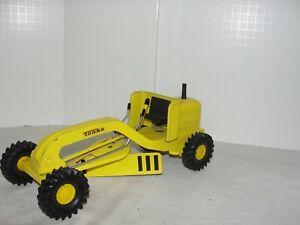VIntage 1964 Mini Tonka Road Grader - Original Condition