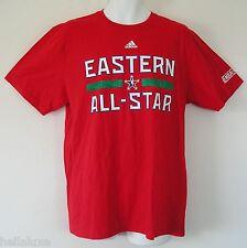 Adidas EASTERN CONFERENCE 2014 NBA ALL STAR Jersey-T SHIRT Basketball~Mens sz Lg