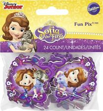 Disney Sofia the First Party Fun Pix 24 Cnt