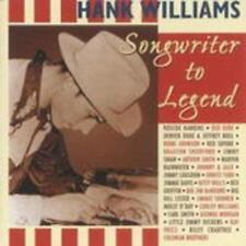 Tribute To Hank Williams - Songwriter To Legend von Various Artists (2000)