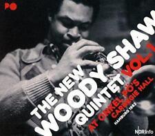 The New Woody Shaw Quintet - At Onkel Po's Carnegie Hall Hamburg 1982 (NEW CD)