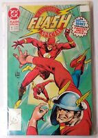 The Flash 50th Anniversary Special #1 Kubert Cover DC VF