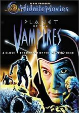 Planet of the Vampires DVD 2001