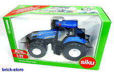 Siku 3273 / 1:3 2 SIKU AGRICULTEUR / NEW HOLLAND t8.390
