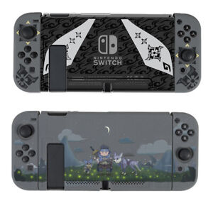 Limited Edition Hard Case Cover Shell for Nintendo Switch Console Jon-Cons