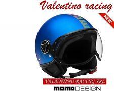 CASCO MOMO DESIGN FIGHTER PIXEL BLUE MATT / MULTICOLOR  TG. XL