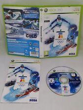 Vancouver 2010: das offizielle Videospiel der Olympischen Winterspiele (Xbox 360)