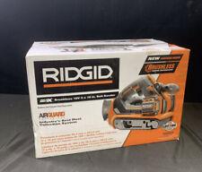 Ridgid GEN5X Cordless Brushless 3 in. x 18 in. Belt Sander (Tool Only) *NEW* 18V