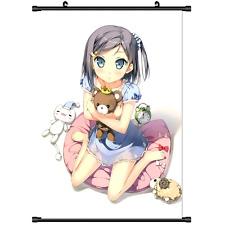 Hot Anime Hentai Ouji to Warawanai Neko Wall Poster Scroll Cosplay 2830