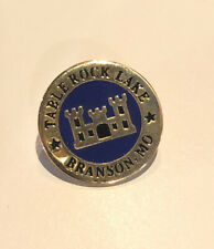 Table Rock Lake Branson Missouri Souvenir Lapel Pin