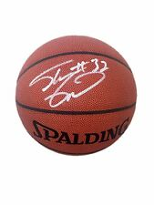 Shaquille O'Neal Signed Spalding Indoor/Outdoor Basketball JSA