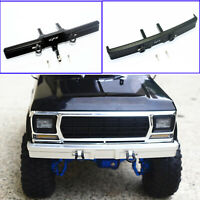 Metal Front/Rear Bumper Accessories Kit for Traxxas TRX4 Ford Bronco 1/10 RC Car