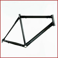 NOS ALUMINIUM CARBON FRAME ROAD RACING BIKE BICYCLE MADE ITALY NEW ALU CARBON