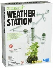 Education Science 4M Weather Station Kit Geology and Earth Sciences Learning Set