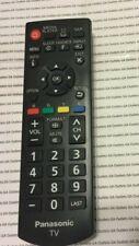 Original Panasonic N2QAYB000820 TV Remote Control