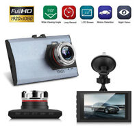 "1080P 3"" Night Vision HD G-sensor Car DVR Vehicle Camera Video Recorder Dash Cam"