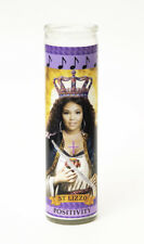 SAINT LIZZO Celebrity Candle - Holywood Saints - Celebrity Prayer Candle