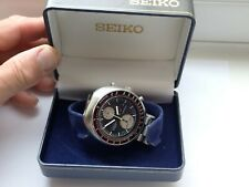 Rare Vintage Seiko UFO Yachtman Chronograph 6138-0011 From March 1971 With Box