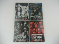 Full Metal Panic DVD set Mission 1-4 Anime lot