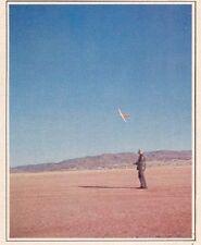 """El Gringo"" 72 inch Low Wing Sport  Balsa Radio Control  AIrplane Printed Plans"