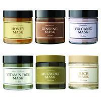 [I'm From] mask 6 types - Volcanic, Rice, Vitamin Tree, Mugwort, Ginseng, Honey