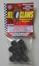 1/64 Rubber Racing Tires AFX Magna Traction (10) JEL CLAWS CAR SLOT RC 2050