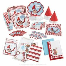Elf On The Shelf SCOUT ELF PARTY PACK Christmas Decorations Games Photo Props
