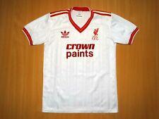 sale Liverpool 1985 1986 away shirt jersey ADIDAS camiseta soccer football 85 80