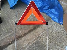 GENUINE BMW 71.60-1092427 SAFETY WARNING TRIANGLE & CASE