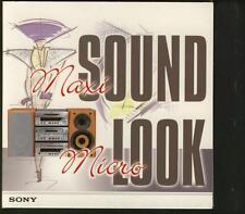 MAXI SOUND MINI LOOK Sony PROMO CD Susanna Hoffs Cock Robin Nolans Basia Rozalla