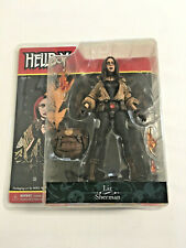 New Mezco Hellboy Comic Liz Sherman Action Figure Mike Mignola