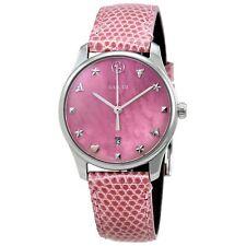 Reloj de Cuarzo GUCCI YA126586 Para Mujer G-Timeless Rosa