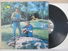 """Le frère """"OZ"""" Oswald et Charlie Collins - 1976 Bluegrass Country LP * EX *"""