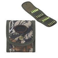 Tourbon Rifle Cartridge Pouch Magazine Bag Ammo Wallets Ammunition Holder Belt