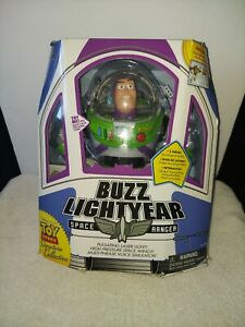 """Disney Toy Story Signature Collection Buzz Lightyear 12"""" Action Figure w/ Box"""