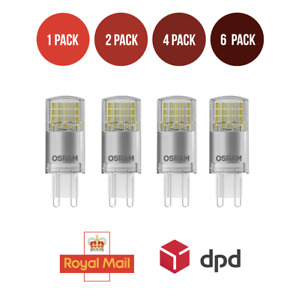 Osram 3.5w = 40w LED G9 Capsule 2700k Warm White Dimmable - Halogen Replacement