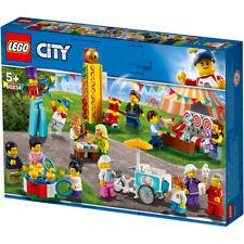 Lego City Fun Fair Minifigures People Pack - 60234